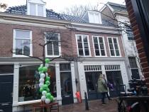 Breestraat, Haarlem.  Opdracht: gehele vergunningtraject t.b.v. realisatie appartementen en koffieshop
