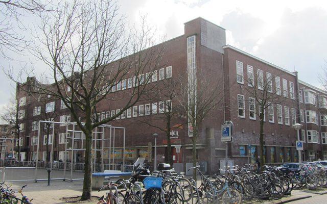 Corantijnstraat - Amsterdam